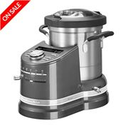 KitchenAid - Artisan KCF0103 Medallion Silver Cook Processor