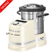 KitchenAid - Artisan KCF0103 Almond Cook Processor