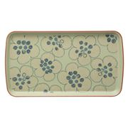 Denby - Heritage Orchard Accent Rectangle Plate