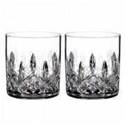 Waterford - Lismore Classic Straight Tumbler Set 2pce