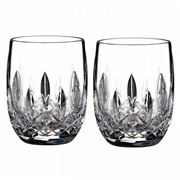 Waterford - Lismore Classic Round Tumbler Set 2pce