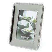 Nambe - Braid Silver Frame 12x17cm