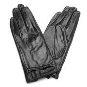 Condura - Avery Small-Medium Black Leather Gloves