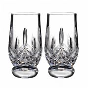 Waterford - Lismore Footed Tumbler Set 2pce