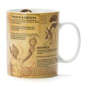 Konitz - Mugs of Knowledge Greek Mythology
