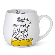 Konitz - Cute & Beastly Kitty Snuggle Mug