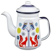 Folklore - Day Coffee Pot