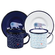 Folklore - Day & Night Espresso Set 2pce