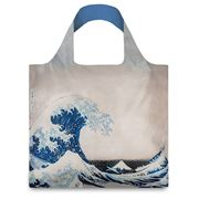 LOQI - Museum Great Wave by Katsushika Hokusai Reusable Bag
