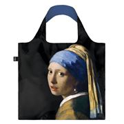 LOQI - Museum Collection Yohannes Vermeer Reusable Bag