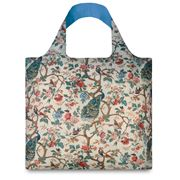 LOQI - Museum Collection Peacocks and Peonies Reusable Bag