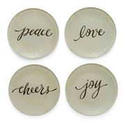 Prima - Cheers Glass Coaster Set 4pce