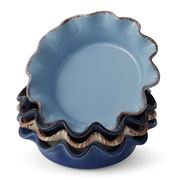Prima - Stoneware Pie Dish Set 4pce