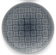 Padma - Easy Exotic Medallion Grey Side Plate