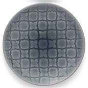 Padma - Easy Exotic Medallion Grey Side Plate