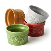 Padma - Easy Exotic Ramekin Set 4pce