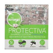 Bambi - Protectiva Towelling Mattress Protector Single