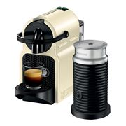 DeLonghi - Nespresso Inissia Cream Coffee Machine