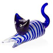 Zibo - Blue Striped Kitten