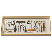 Whitelaw & Newton - Corkscrews On Cream Sandwich Tray