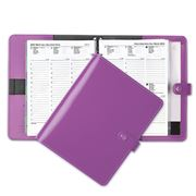 Filofax - The Original Lilac A5 Organiser