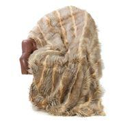 Evelyne Prelonge - Faux Fur Siberia Throw Rug