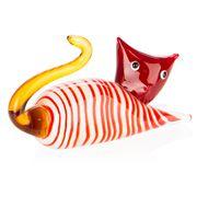 Zibo - Red Striped Kitten