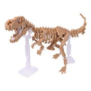 Nanoblocks - T-Rex Skeleton Model