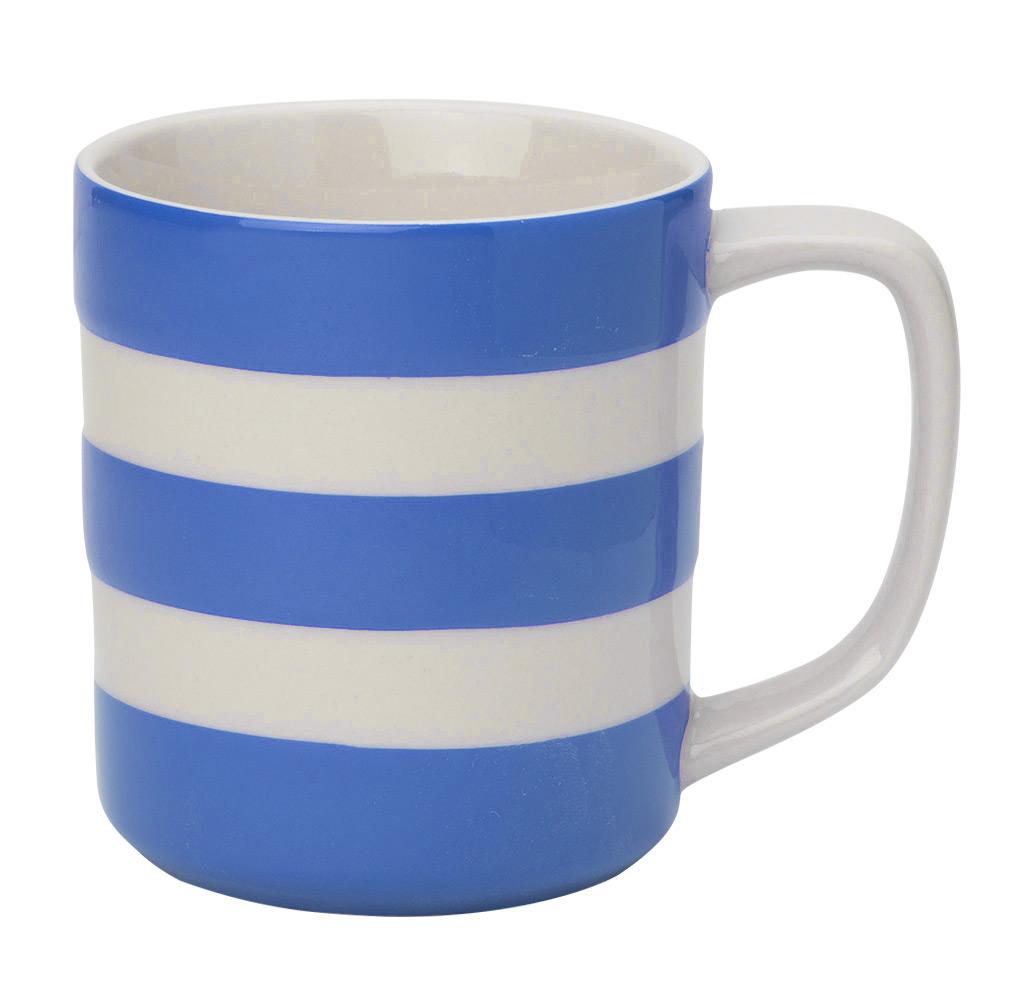 Cornishware Blue Mug 280ml Peter S Of Kensington
