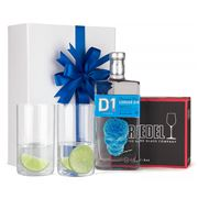 Peter's - Blue Skull Gin Hamper
