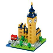 Nanoblocks - Big Ben Model