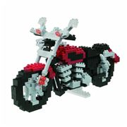 Nanoblocks - Motorcycle Model 440pce