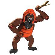 Bloco - Orangutan Set 58pce