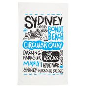 Alperstein - Sydney Tea Towel