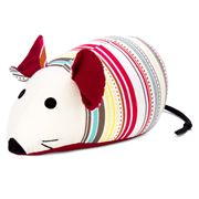Thurlby - Door Mouse Scented Red Stripe Door Stopper
