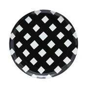 Milk & Sugar - Clover Lattice Slate Platter