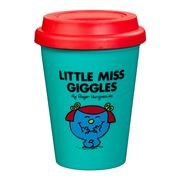 Roger Hargreaves - Little Miss Giggles Travel Mug