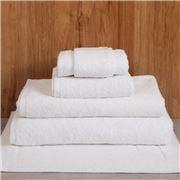 Frenkel - De-Lux Large White Hand Towel 50x88cm
