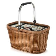 Avanti -  Willow Earth Picnic Basket