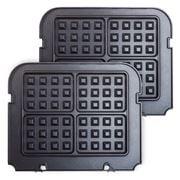 Cuisinart - Waffle Plates For Griddler