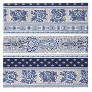 French Linen - Bastide Navy Blue Napkin