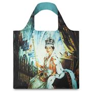 LOQI - Museum Collection Queen Elizabeth II Reusable Bag
