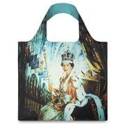 LOQI - Museum Collection Queen Elizabeth II Reusable Bag