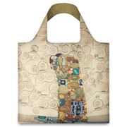 LOQI - Museum Collection Gustav Klimt Reusable Bag