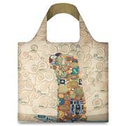LOQI - Museum Collection Gustav Klimt Reusable Bag