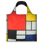 LOQI - Museum Collection Mondrian Reusable Bag