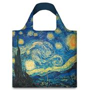 LOQI - Museum Collection Starry Night Reusable Bag