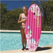 Belta - Hawaiian Pink Surfboard