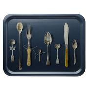 Ary Trays - Cutlery Slate Rectangular Tray