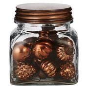 Rogue - Mini Antique Copper Bauble Jar